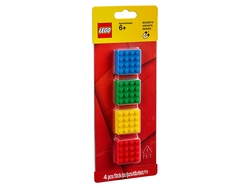 LEGO - 853915 4x4 Brick Magnets Classic