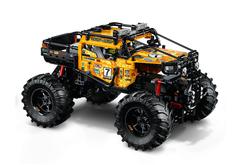 42099 LEGO Technic RC X-treme Arazi Aracı - Thumbnail