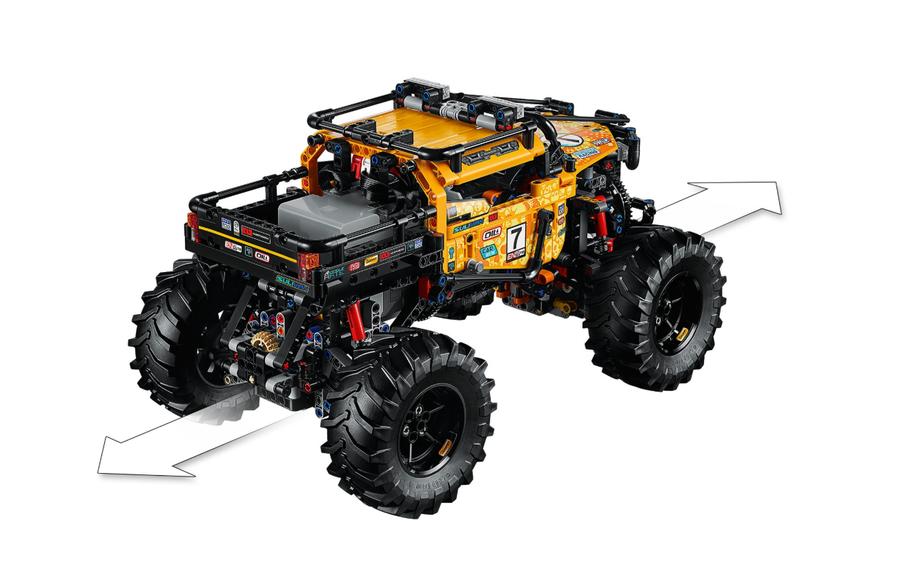 42099 LEGO Technic RC X-treme Arazi Aracı