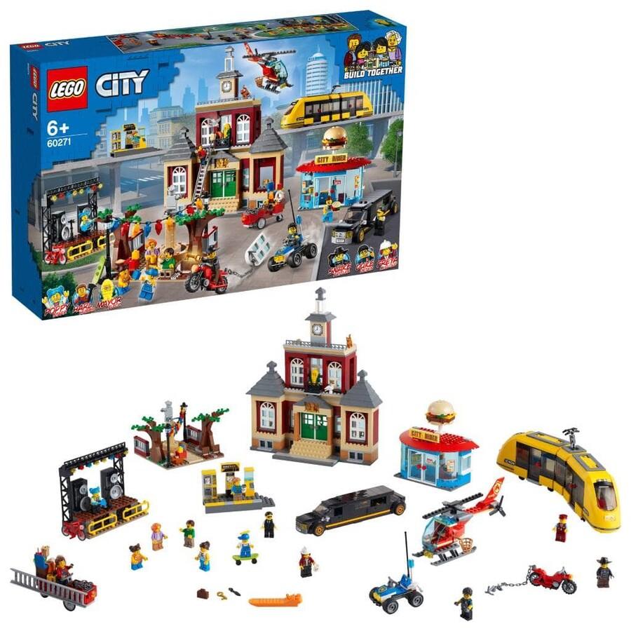 60271 LEGO City Ana Meydan