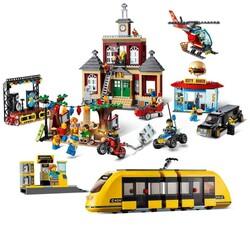 60271 LEGO City Ana Meydan - Thumbnail