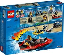 60272 LEGO City Elit Polis Tekne Taşıma Aracı - Thumbnail