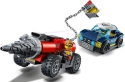 60273 LEGO City Elit Polis Delici Takibi - Thumbnail