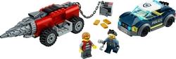 LEGO - 60273 Elite Police Driller Chase