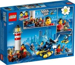60274 LEGO City Elit Polis Deniz Feneri Operasyonu - Thumbnail