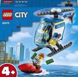60275 LEGO City Polis Helikopteri - Thumbnail