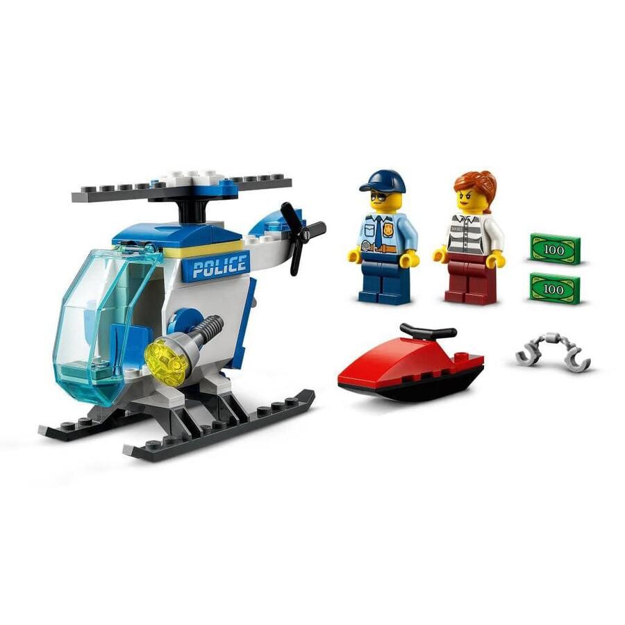 60275 LEGO City Polis Helikopteri