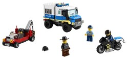 LEGO - 60276 LEGO City Mahkum Nakliye Aracı