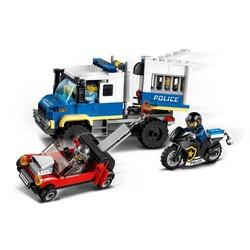 60276 LEGO City Mahkum Nakliye Aracı - Thumbnail