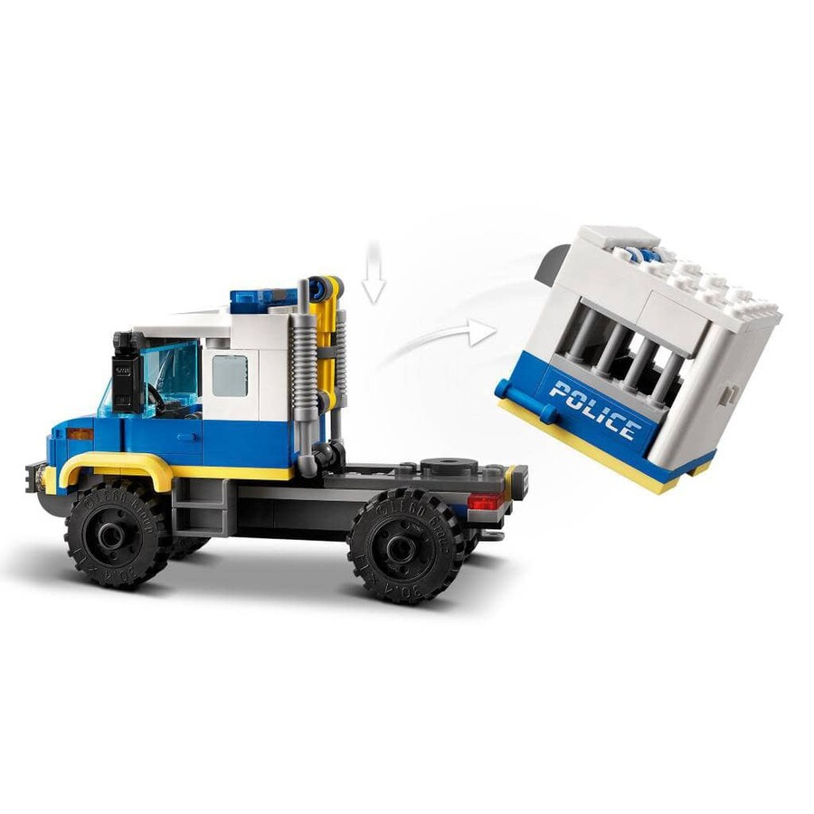 60276 LEGO City Mahkum Nakliye Aracı