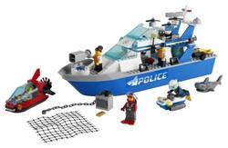 LEGO - 60277 LEGO City Polis Devriye Botu