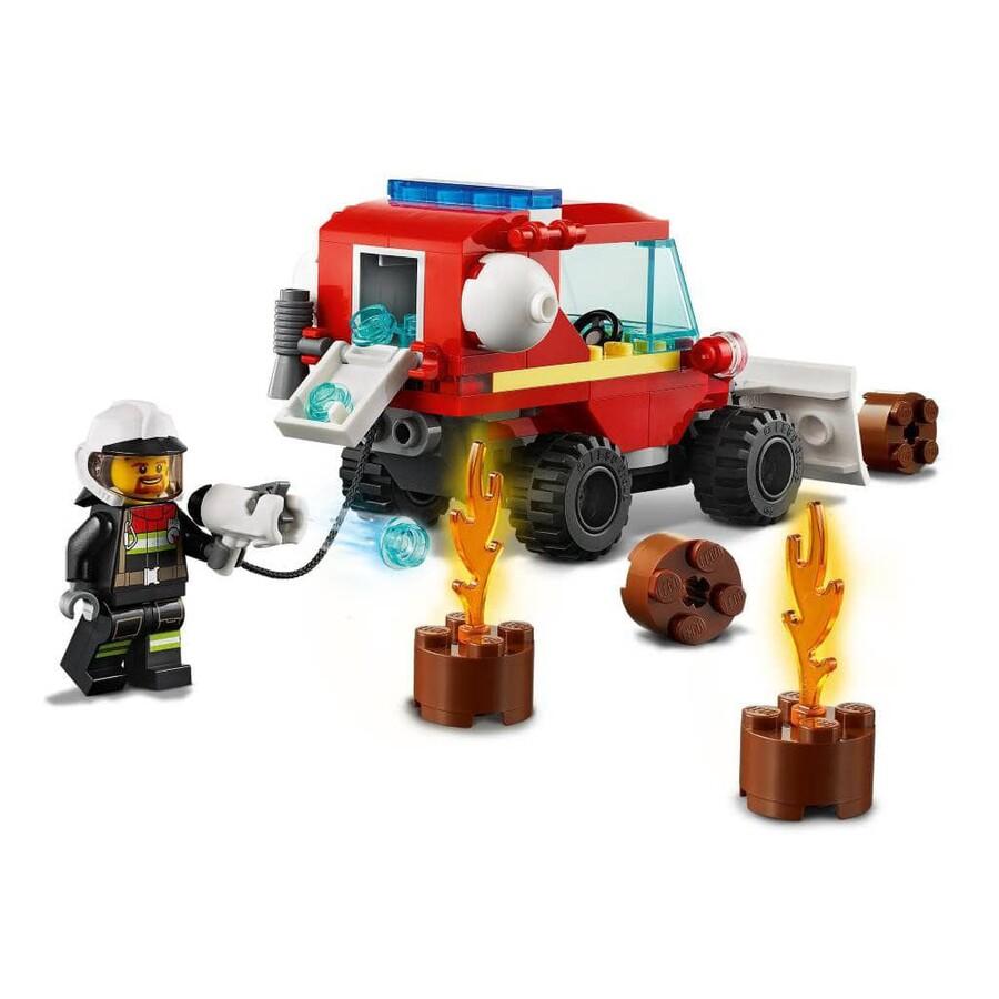 60279 LEGO City İtfaiye Jipi