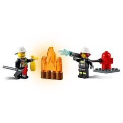 60280 LEGO City Merdivenli İtfaiye Kamyonu - Thumbnail