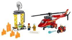 LEGO - 60281 LEGO City İtfaiye Kurtarma Helikopteri