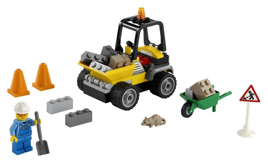 60284 LEGO City Yol Çalışması Aracı