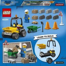 60284 LEGO City Yol Çalışması Aracı - Thumbnail