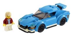 LEGO - 60285 LEGO City Spor Araba