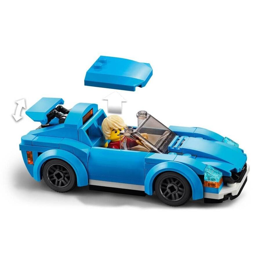 60285 LEGO City Spor Araba