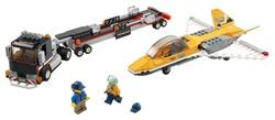60289 LEGO City Gösteri Jeti Taşıma Aracı - Thumbnail