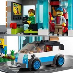 60291 LEGO City Aile Evi - Thumbnail
