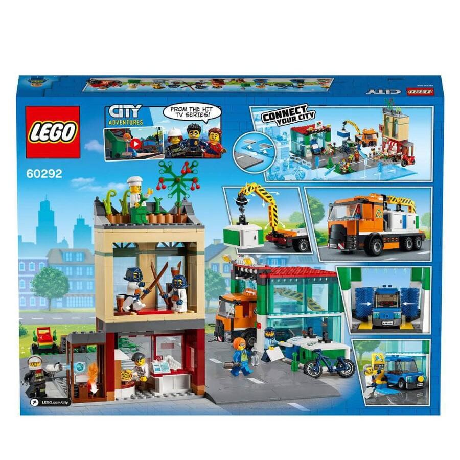 60292 LEGO City Şehir Merkezi