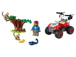 LEGO - 60300 LEGO City Vahşi Hayvan Kurtarma ATV'si