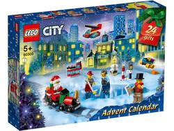 60303 LEGO City Yılbaşı Takvimi - Thumbnail