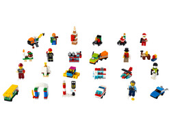 LEGO - 60303 LEGO City Yılbaşı Takvimi