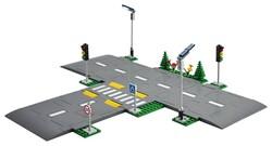 LEGO - 60304 LEGO City Yol Zeminleri