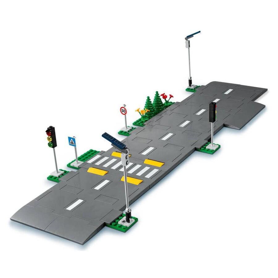 60304 LEGO City Yol Zeminleri
