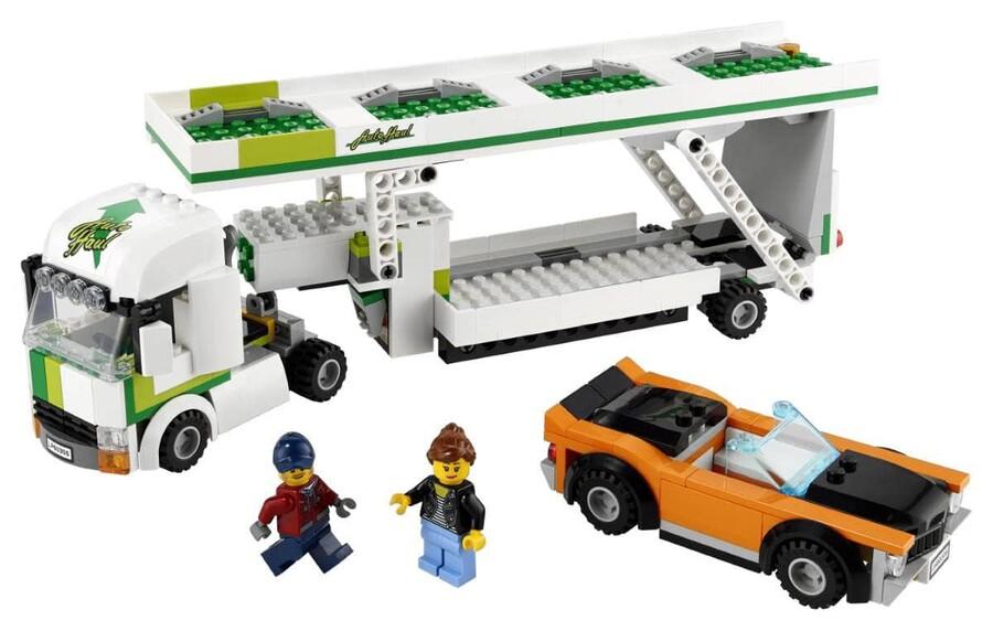 60305 LEGO City Araba Nakliye Aracı