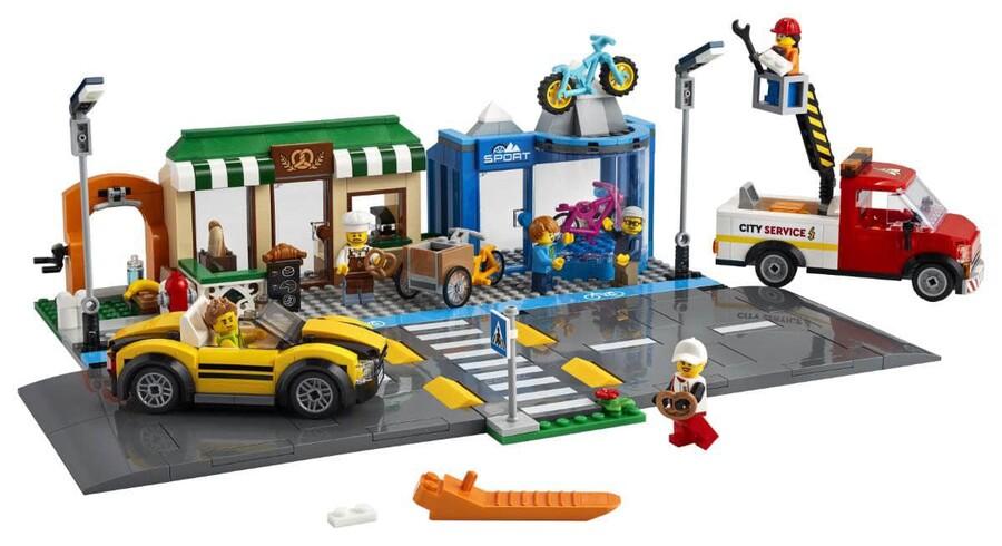 60306 LEGO City Alışveriş Caddesi