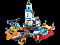 LEGO - 60308 LEGO City Deniz Polisi ve İtfaiyesi