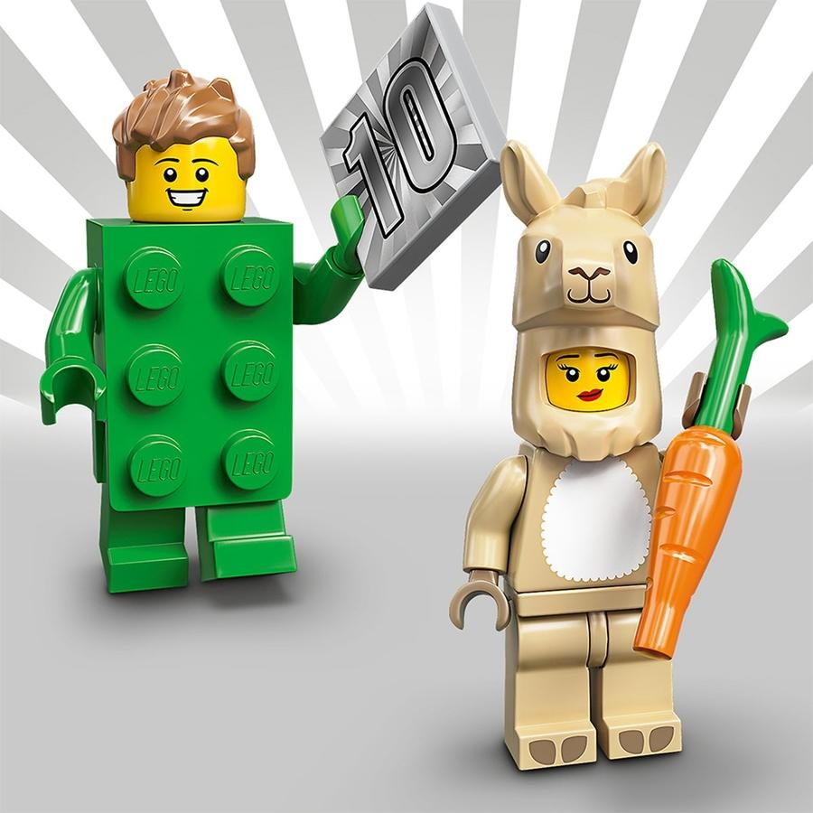 71027 LEGO Minifigures Series 20