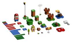 LEGO - 71360 LEGO Super Mario Mario ile Maceraya Başlangıç Seti
