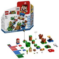 71360 LEGO Super Mario Mario ile Maceraya Başlangıç Seti - Thumbnail