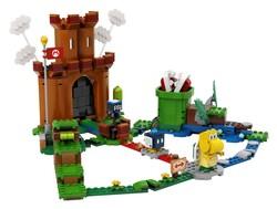 LEGO - 71362 LEGO Super Mario Muhafızlı Kale Ek Macera Seti