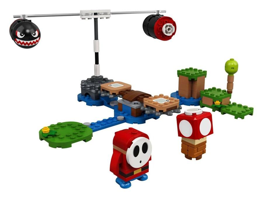 71366 LEGO Super Mario Boomer Bill Baraj Ateşi Ek Macera Seti