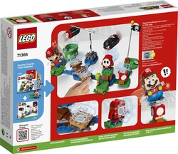 71366 LEGO Super Mario Boomer Bill Baraj Ateşi Ek Macera Seti - Thumbnail