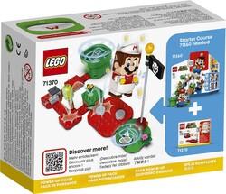 71370 LEGO Super Mario Alevli Mario Kostümü - Thumbnail