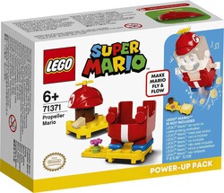 71371 LEGO Super Mario Pervaneli Mario Kostümü - Thumbnail