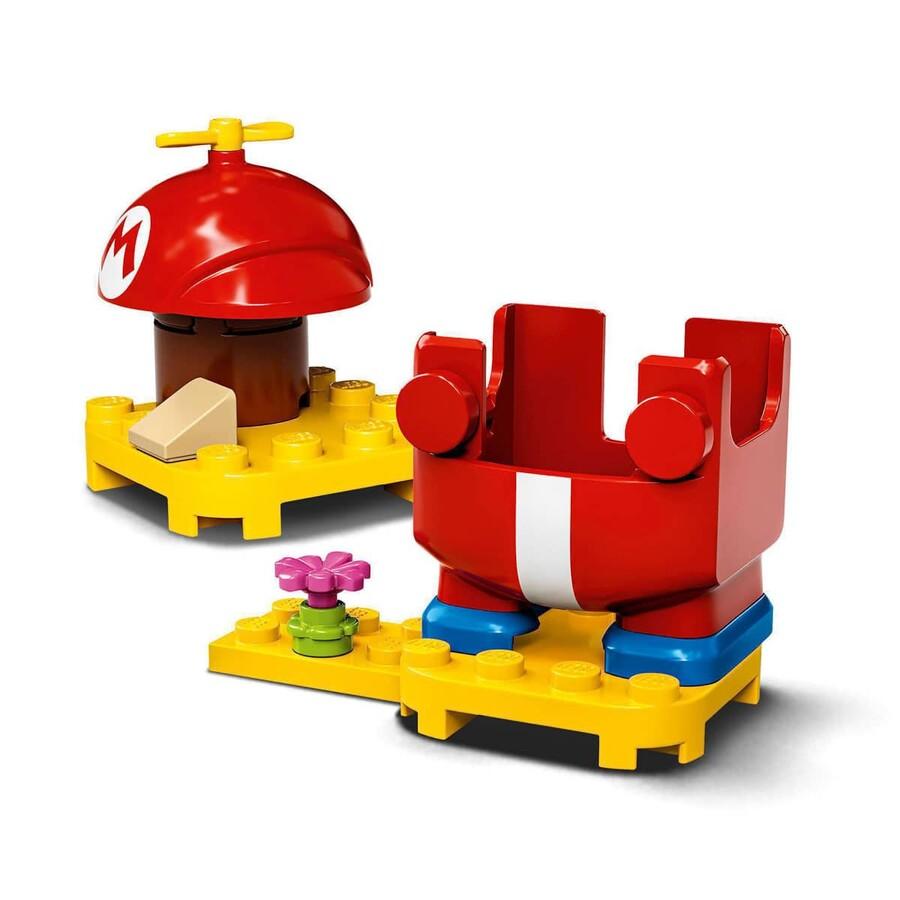 71371 LEGO Super Mario Pervaneli Mario Kostümü