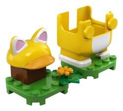 LEGO - 71372 LEGO Super Mario Kedili Mario Kostümü