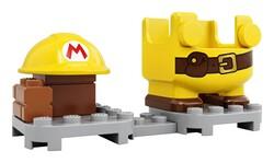LEGO - 71373 LEGO Super Mario İnşaatçı Mario Kostümü