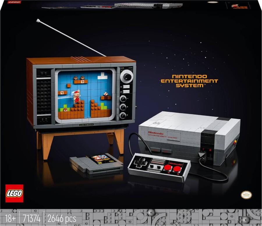 71374 LEGO Super Mario Nintendo Entertainment System™