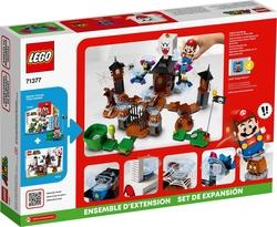 71377 LEGO Super Mario King Boo ve Hayaletli Avlu Ek Macera Seti - Thumbnail