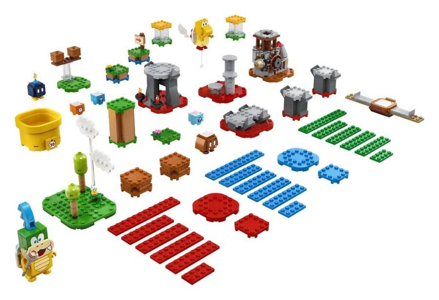 71380 LEGO Super Mario Usta Maceracı Yapım Seti