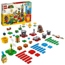 71380 LEGO Super Mario Usta Maceracı Yapım Seti - Thumbnail