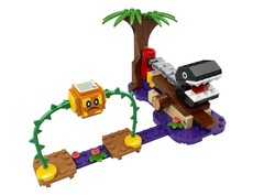 LEGO - 71381 LEGO Super Mario Chain Chomp Orman Karşılaşması Ek Macera Seti