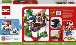 71381 LEGO Super Mario Chain Chomp Orman Karşılaşması Ek Macera Seti - Thumbnail